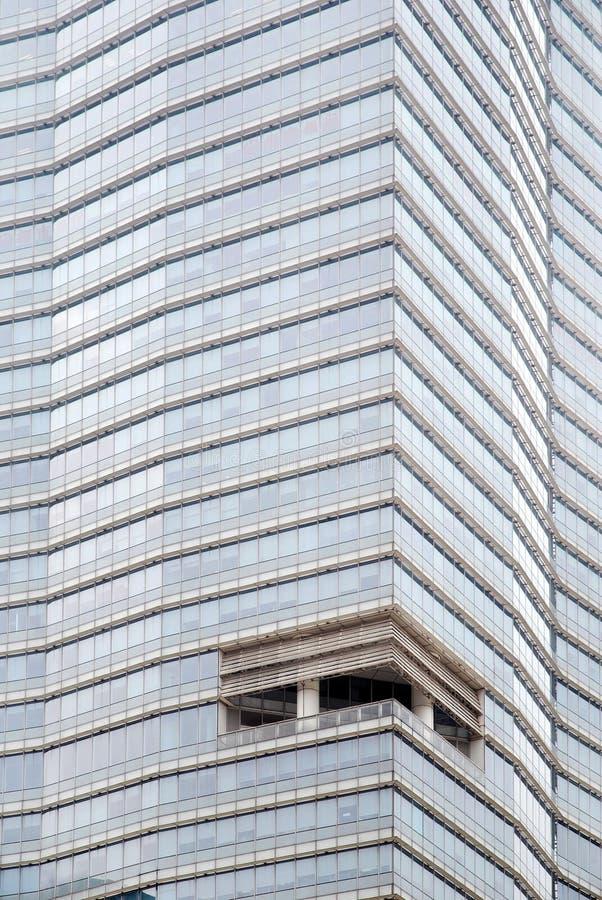 Bureau et balcon photographie stock