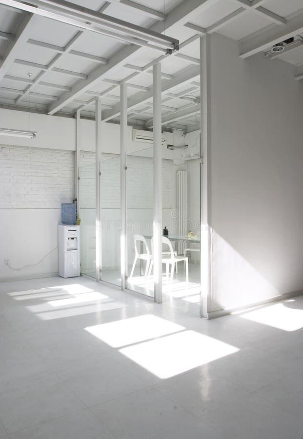 Bureau intérieur moderne images libres de droits