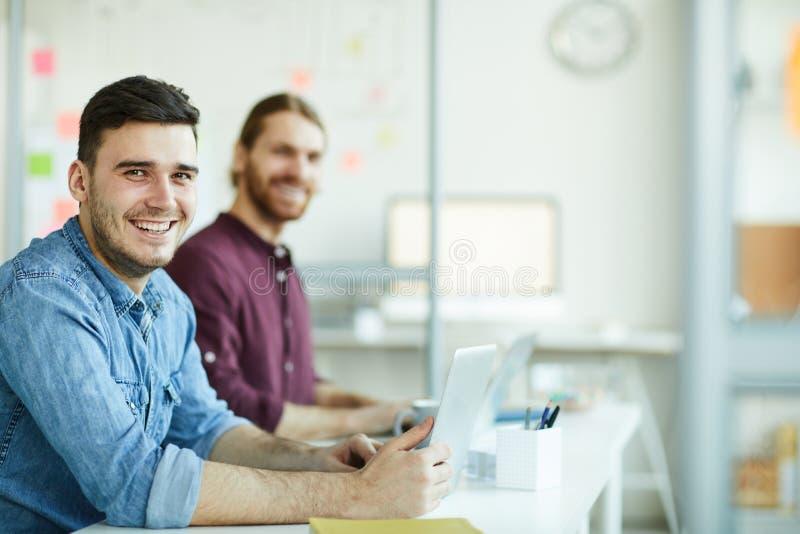 Bureau Manager image stock