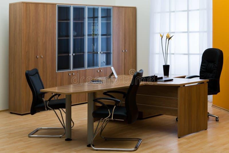 Bureau moderne images stock