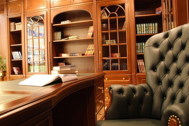Bureau privé photo stock