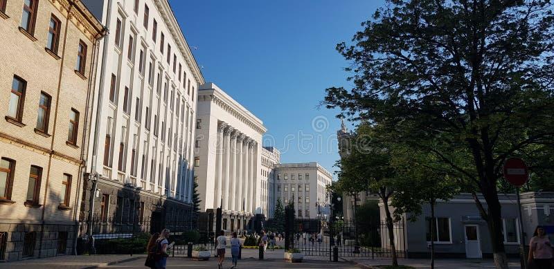 Bureau van de Voorzitter royalty-vrije stock foto's