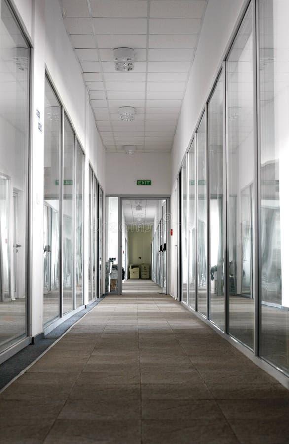 Bureaux de compagnie intérieurs photo stock