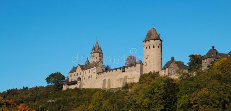 Burg Altena stock foto