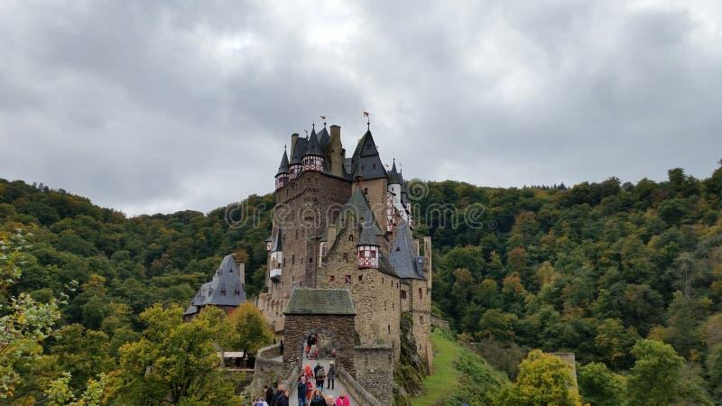 Burg Eltz stockfotografie