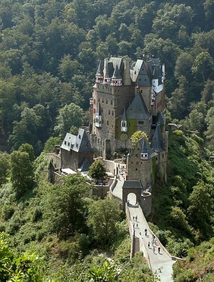 Download Burg Eltz immagine stock. Immagine di regina, germany - 3133473