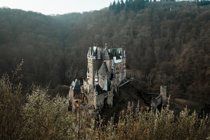 Burg Eltz images libres de droits