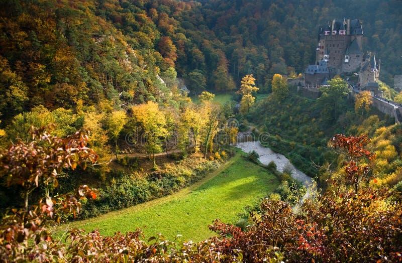 Burg Eltz En Alemania Imagen de archivo