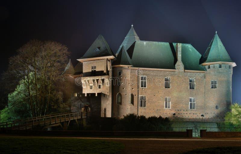 Burg Linn foto de stock royalty free