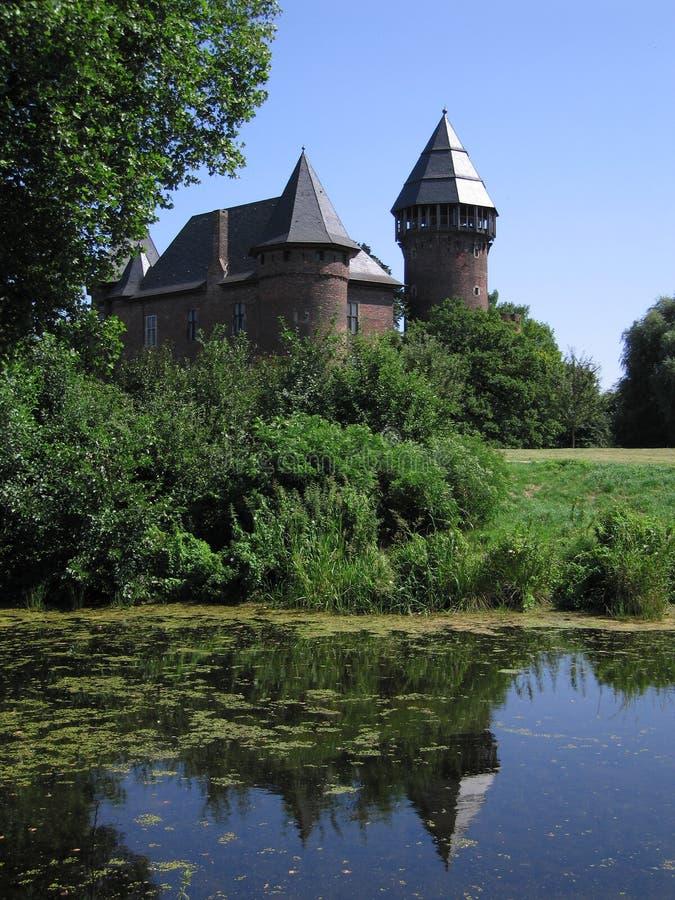 Burg Linn do castelo fotografia de stock