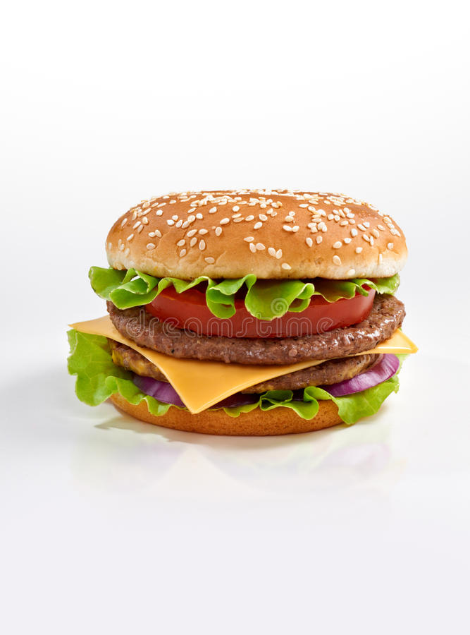 Free Burger Stock Image - 26207901
