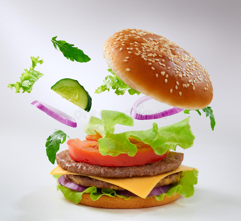 Free Burger Stock Image - 26706651
