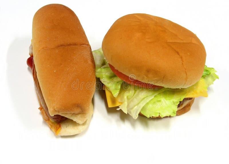 Burger 3 στοκ εικόνες με δικαίωμα ελεύθερης χρήσης