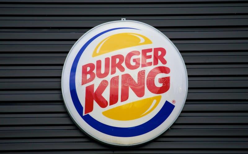 Burger King lizenzfreie stockbilder