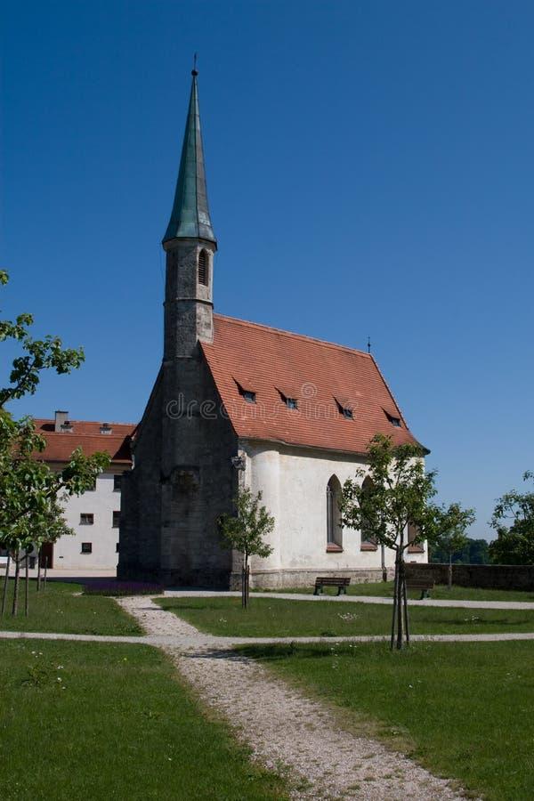 Burghausen fotografia stock libera da diritti
