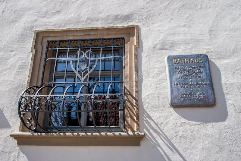 Burgkunstadt Franconia superior/Alemania fotos de archivo libres de regalías