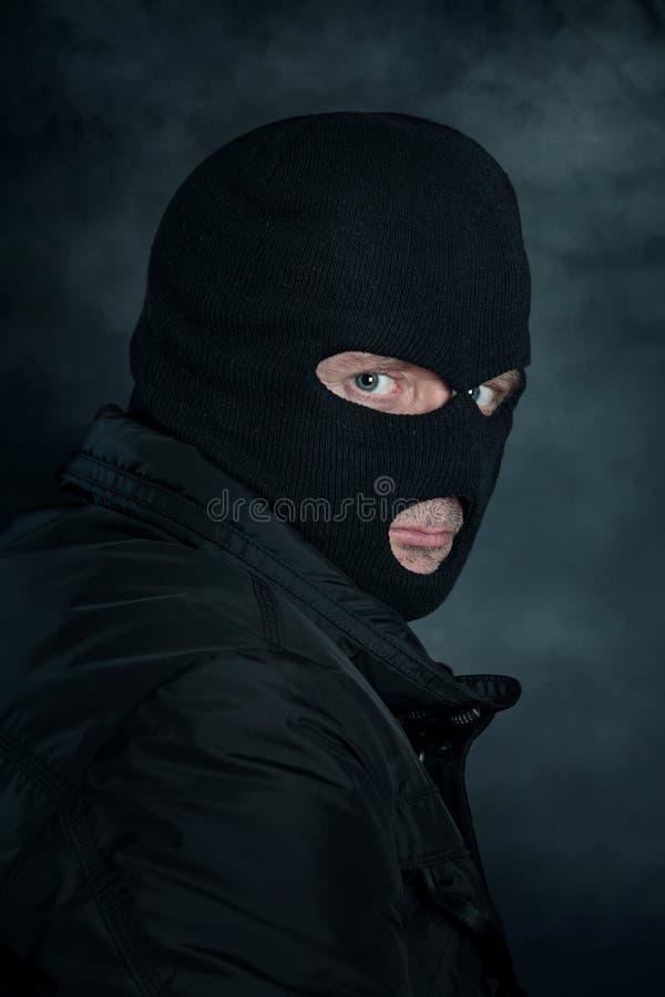 Download Burglar stock image. Image of mugger, lamp, blue, night - 22850207