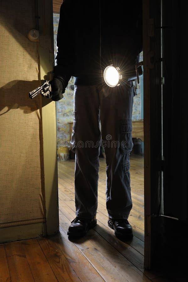 Download Burglary stock image. Image of robber, stolen, door, robbery - 20030921