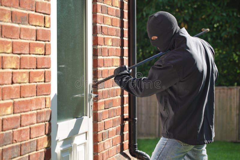 burglary foto de stock royalty free