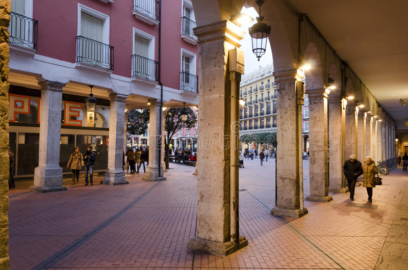 Burgos fotografia stock libera da diritti