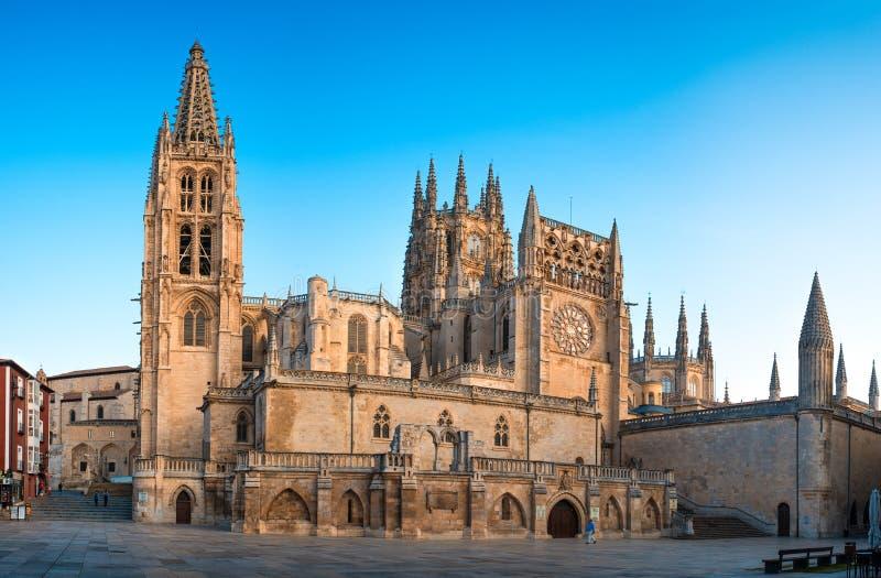 Burgos zdjęcie royalty free