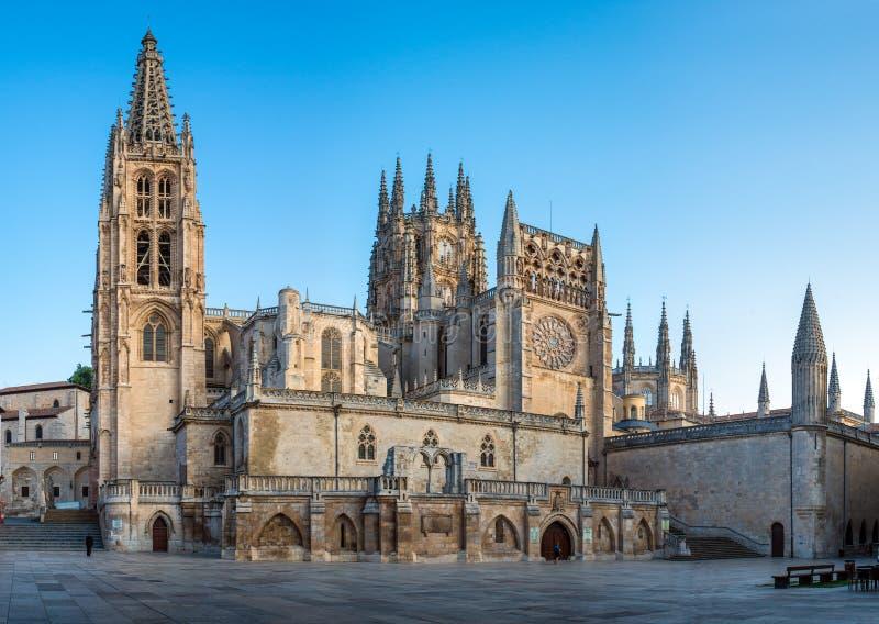 Burgos zdjęcia stock