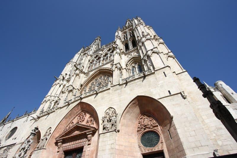 Burgos, Spagna fotografia stock