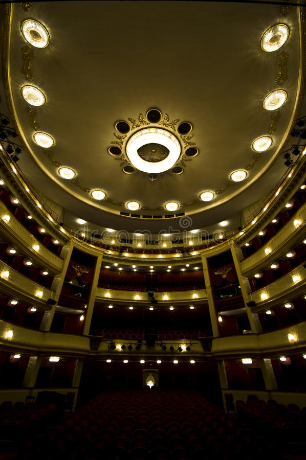 Download Burgtheater stock photo. Image of sightseeing, famous - 14859880