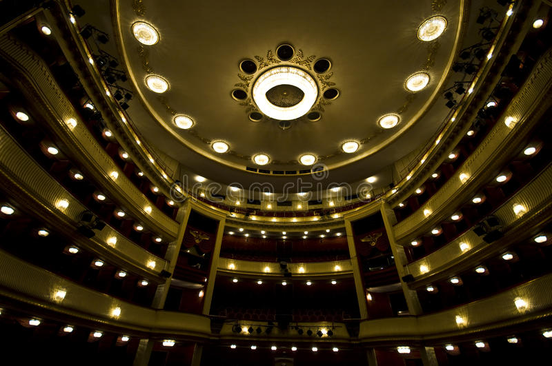 Download Burgtheater stock image. Image of place, architecture - 14859881