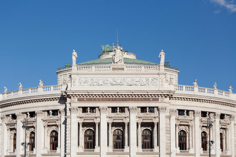 Download Burgtheater Vienna Stock Images - Image: 24521294