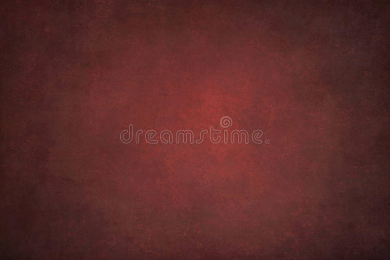 Burgundy abstract hand-painted vintage background royalty free stock photo