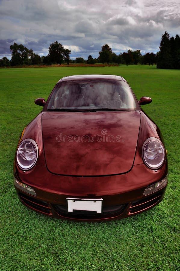 Download Burgundy Car Stock Images - Image: 10762454