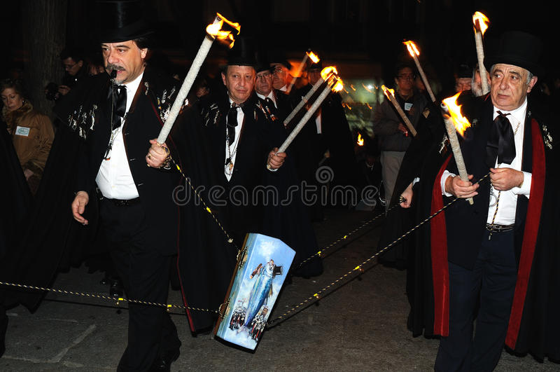 Download BURIAL OF THE SARDINE Carnival. Madrid .SPAIN Editorial Photography - Image: 23208662