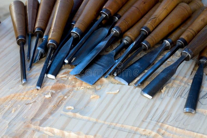 Download Burins foto de stock. Imagem de ferro, ferramenta, forma - 527882