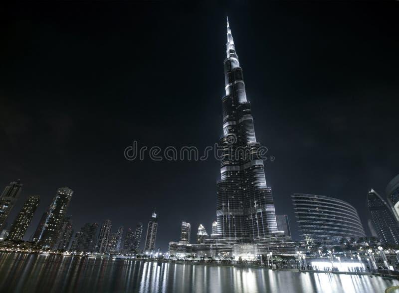 Burj哈利法 免版税图库摄影