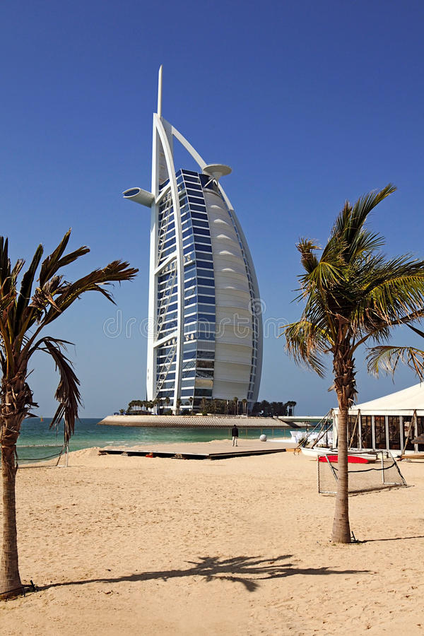 Free Burj Al Arab Royalty Free Stock Photos - 10112988