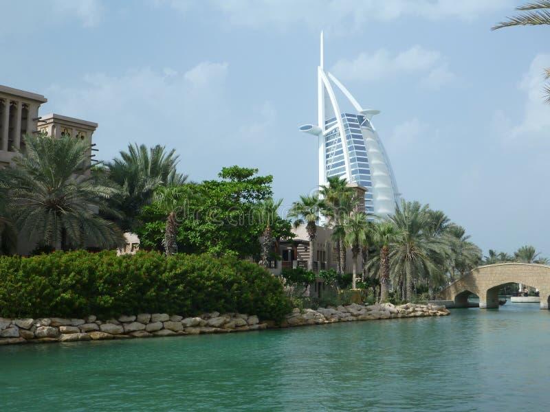 Burj Al Arab Dubai royalty free stock photos