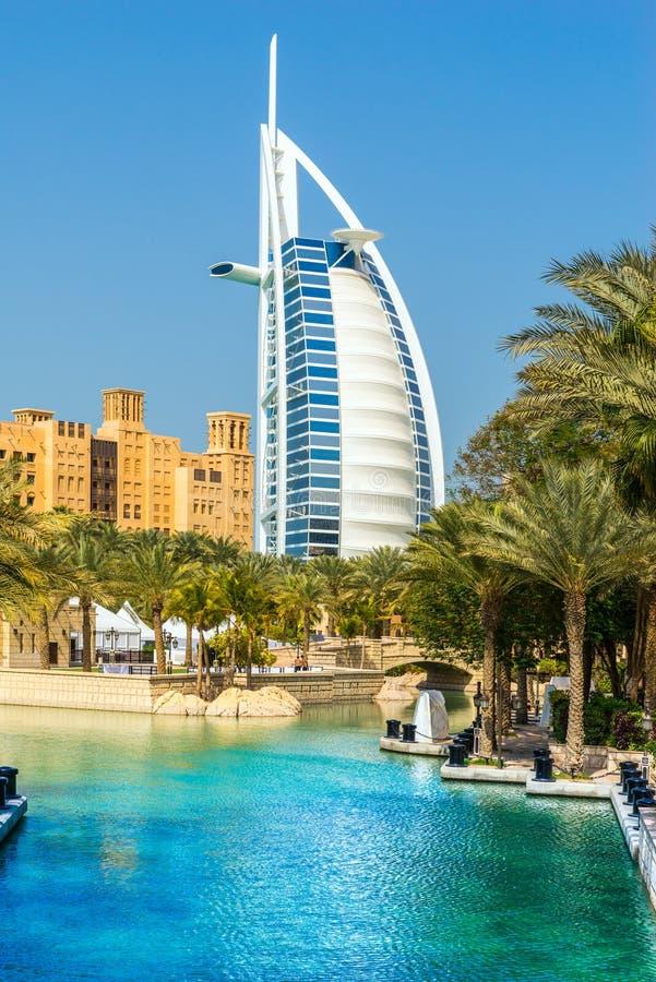 Burj Al Arab, Dubai, UAE stock photo