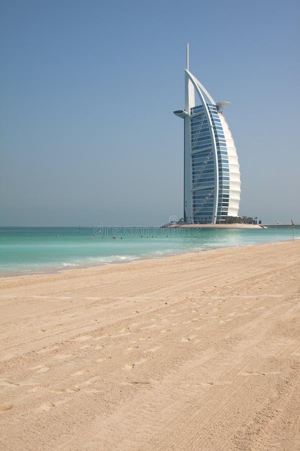 Burj Al Arab Hotel stock images