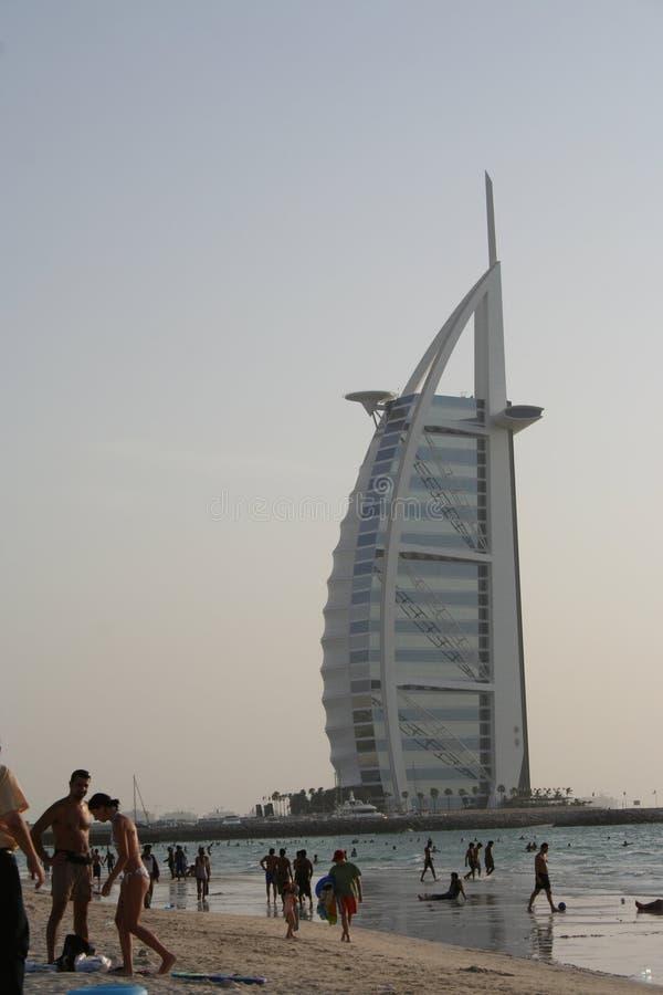 Download Burj Al Arab Hotel In Dubai UAE Editorial Photography - Image of dawn, bathing: 20264202