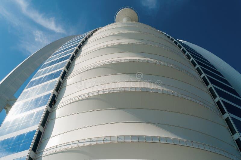 Burj al-Arab Hotel in Dubai, UAE. royalty free stock photos