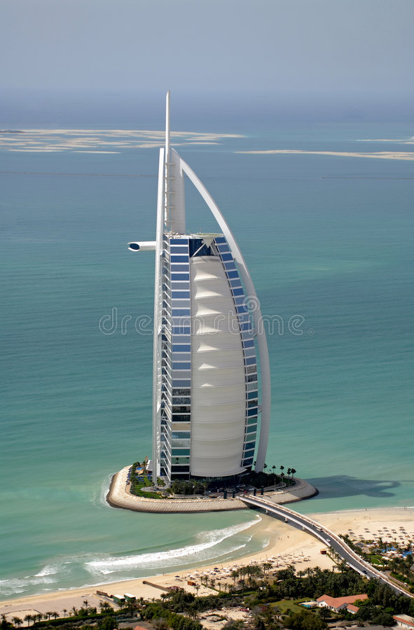 Free Burj Al Arab & The World Royalty Free Stock Images - 3162629