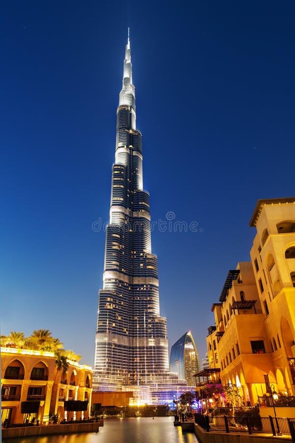 Burj Al Khalifa foto de stock