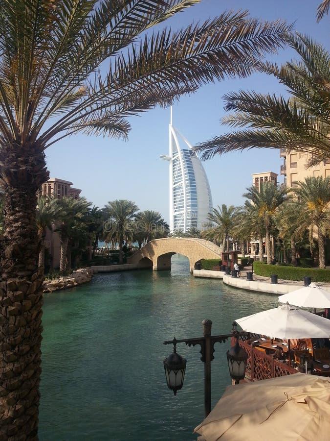 Burj Alarab стоковая фотография