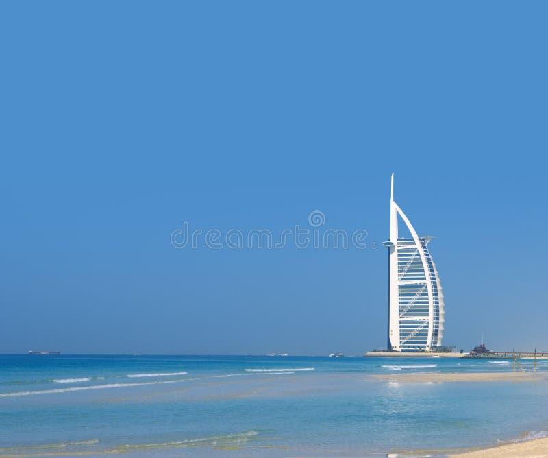 burj arabe Dubaï d'Al image stock