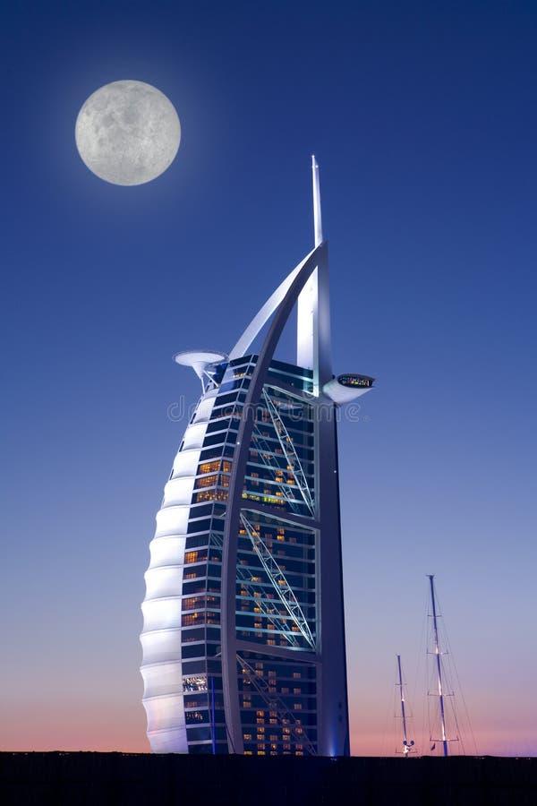 burj arabe Dubaï d'Al image libre de droits