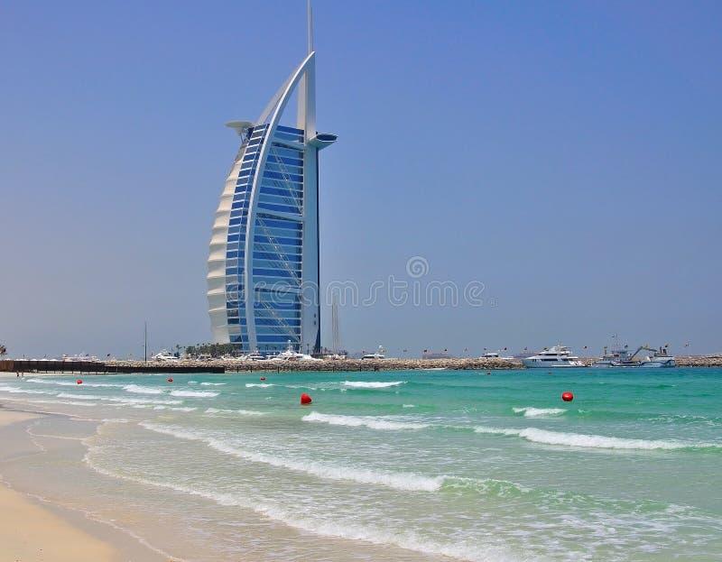 Burj Doubai fotografie stock libere da diritti