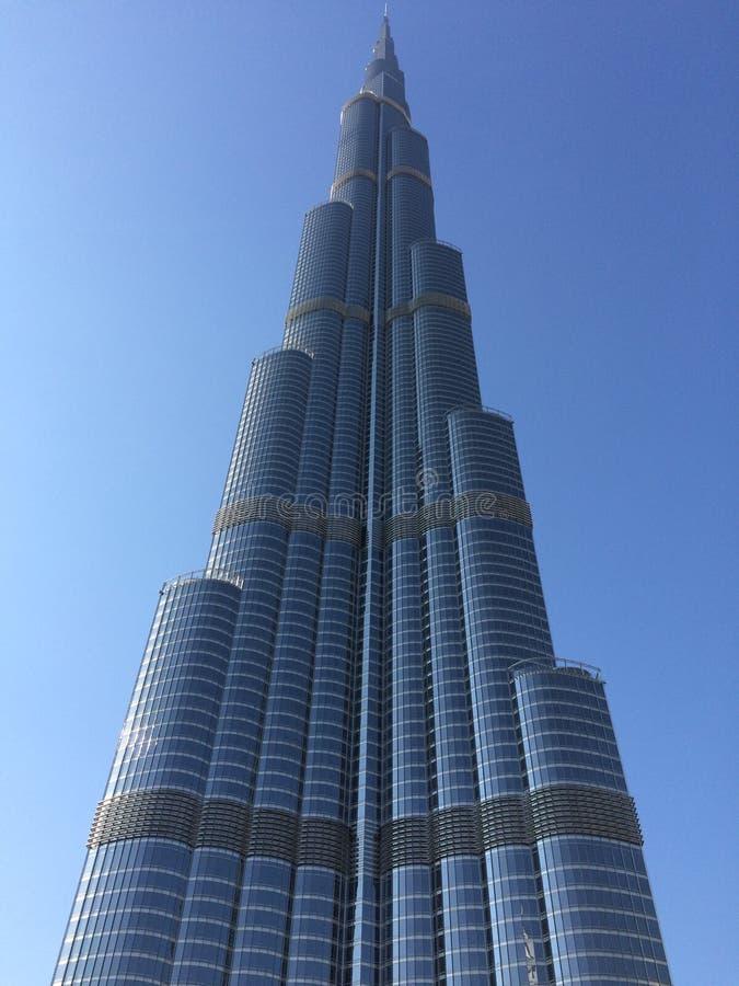 Burj Doubai immagine stock