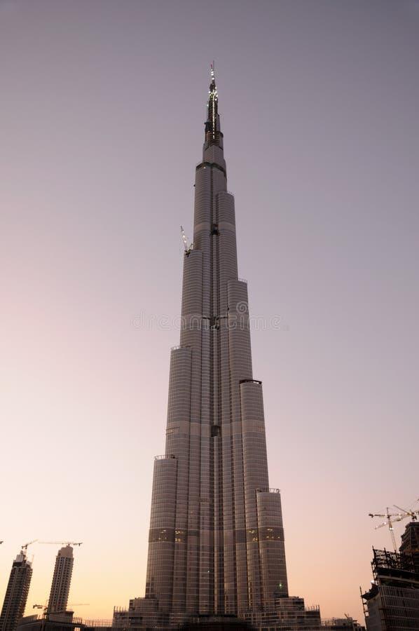 burj Dubai drapacz chmur zdjęcie royalty free