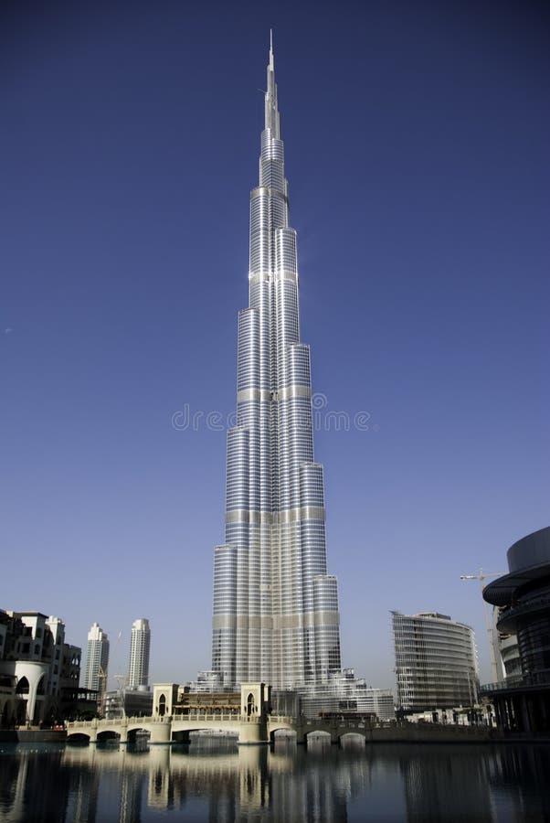 Burj Dubai, Dubai lizenzfreies stockfoto